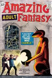 Amazing Adult Fantasy (1961) -10- Those Who Change!