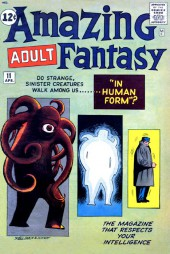 Amazing Adult Fantasy (1961) -11- In Human Form?