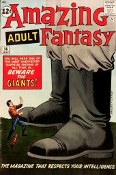 Amazing Adult Fantasy (1961) -14- Beware the Giants!