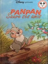 Mickey club du livre -160- Panpan sauve ses amis