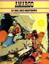 Amargo -1- Le bal des vautours