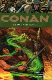 Conan the Barbarian (2012) -INT18- The damned horde