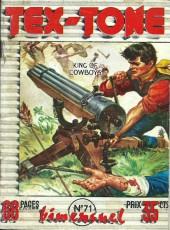 Tex-Tone -71- L'école des champions