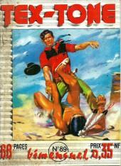 Tex-Tone -89- Le défenseur de Jupy
