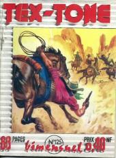 Tex-Tone -125- La rançon