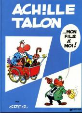 Achille Talon -4c80- ... Mon fils à moi !