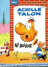 Achille Talon -6b76- Achille Talon au pouvoir