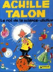 Achille Talon -10b78- Le roi de la science-diction