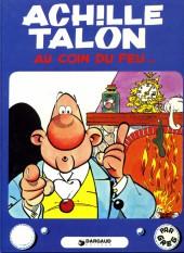 Achille Talon -12b78- Achille Talon au coin du feu ...