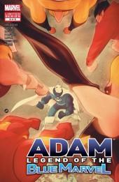 Adam: Legend of The Blue Marvel (2009) -5- Conclusion