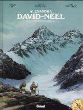 Alexandra David-Néel - Les chemins de Lhassa - Les chemins de Lhassa