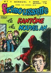 Frimoussette -7- Le fantôme du nouvel an