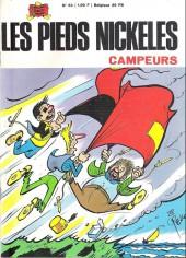 Les pieds Nickelés (3e série) (1946-1988) -63- Les pieds nickelés campeurs