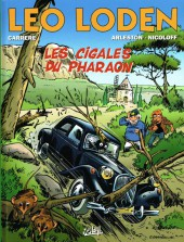 Léo Loden -24- Les Cigales du Pharaon
