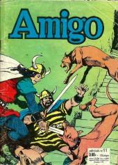 Amigo (1re Série) -11- Capitaine Amigo