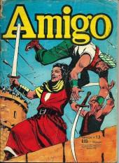 Amigo (1re Série) -13- Capitaine Amigo