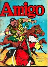 Amigo (1re Série) -14- Capitaine Amigo