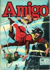 Amigo (1re Série) -15- Capitaine Amigo