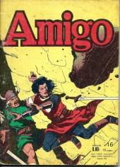 Amigo (1re Série) -16- Capitaine Amigo