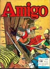 Amigo (1re Série) -17- Capitaine Amigo