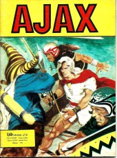 Ajax (3e série) -9- Dans la forêt africaine