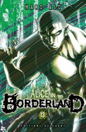 Alice in borderland -13- Tome 13