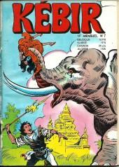 Kébir -7- Vengeance d'une reine