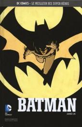 DC Comics - Le Meilleur des Super-Héros -14- Batman - Année un