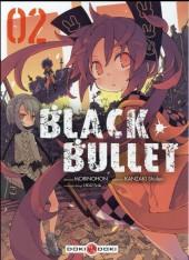 Black Bullet -2- Tome 2