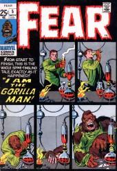 Adventure into Fear (1970) -5- I Am the Gorilla- Man!