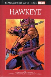 Marvel Comics : Le meilleur des Super-Héros - La collection (Hachette) -4- Hawkeye