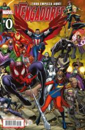 Vengadores (Los) -63- #0 ¡Todo comienza aquí!