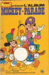 Mickey Parade -1REC016- Album16(n°21 et n°22)