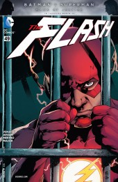 Flash (The) (2011) -49- Issue 49