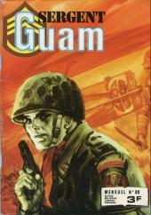 Sergent Guam -89- Les diables de nagaï