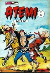 Atémi -REC06- Album n°6 (du n°20 au n°23)