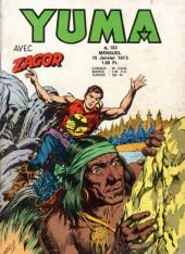 Yuma (1re série) -123- Le maitre du fleuve