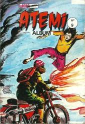 Atémi -REC09- Album n°9 (du n°32 au n°35)
