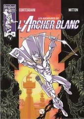 L'archer blanc (Original Watts) -1- Les aventures de l'archer blanc