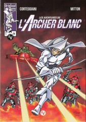 L'archer blanc (Original Watts) -2- Les aventures de l'archer blanc
