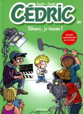 Cédric -30- Silence, je tourne !