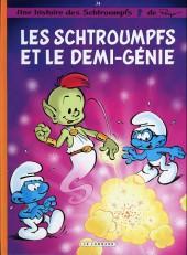 Les schtroumpfs -34- Les schtroumpfs et le demi-génie