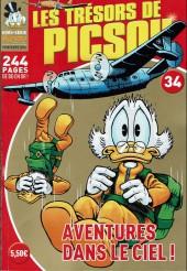 Picsou Magazine Hors-Série -34- Les trésors de picsou - spécial aventures dans le ciel !