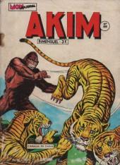 Akim (1re série) -485- Le royaume des hommes-tigres