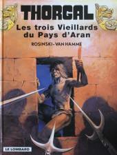 Thorgal -3c 00- Les trois Vieillards du Pays d'Aran