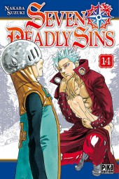 Seven Deadly Sins -14- Tome 14
