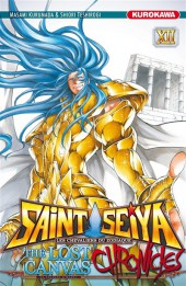 Saint Seiya : The lost canvas chronicles -12- Volume 12
