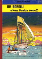 Barelli -6- Mr Barelli à Nusa Penida - tome 2