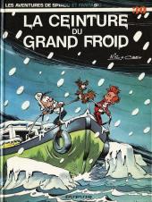 Spirou et Fantasio -30- La ceinture du grand froid