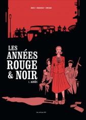 Les années rouge & noir -1- Agnès